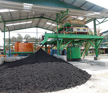 Palm Oil Mill Effluent Treatment