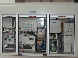 HBJ Integrated Belt Filter Press (Mobile Type)