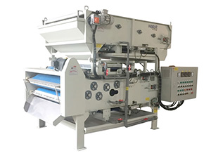 HTA3 Sludge Filter Press (Gravity Belt Type)