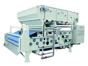 HTB3 Industrial Filter Press (Gravity Belt Type)